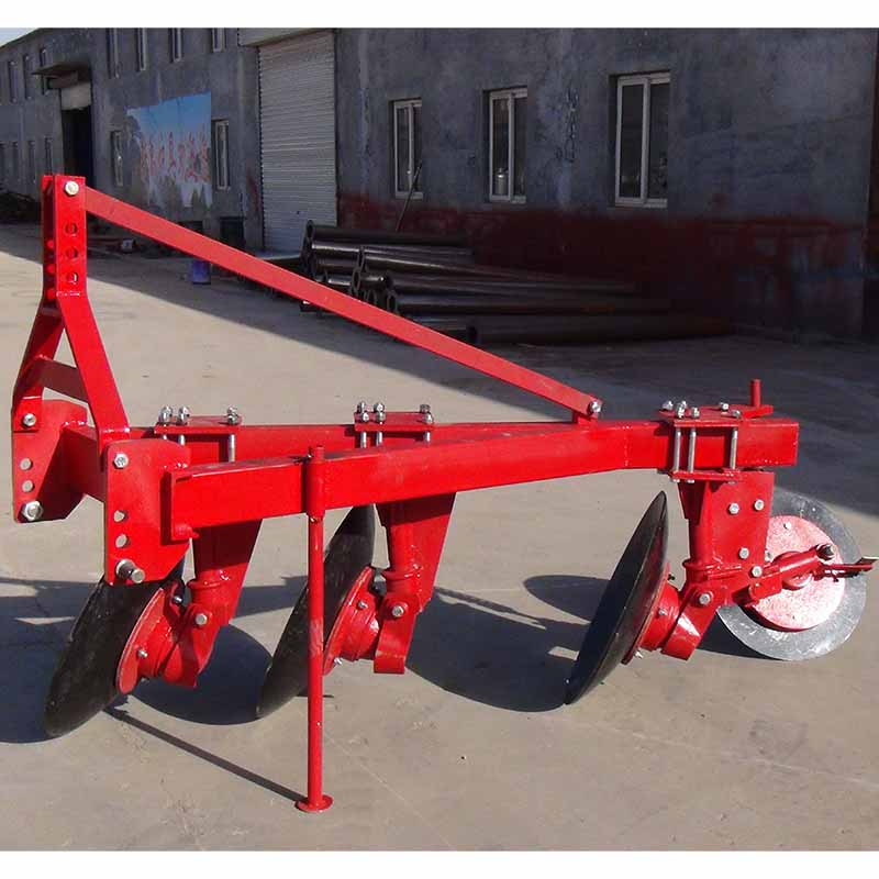 Agricultural Machinery 3 blades disc plough