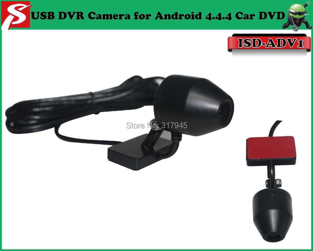 Mini Size HD USB Car DVR Camera For Car DVD Monitor Recorder
