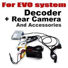Автомобильная камера заднего вида для BMW 7 F01/F02/F03/F04 NBT CIC система оригинальный экран обновление декодер Carplay адаптер кабель аксессуары(China)