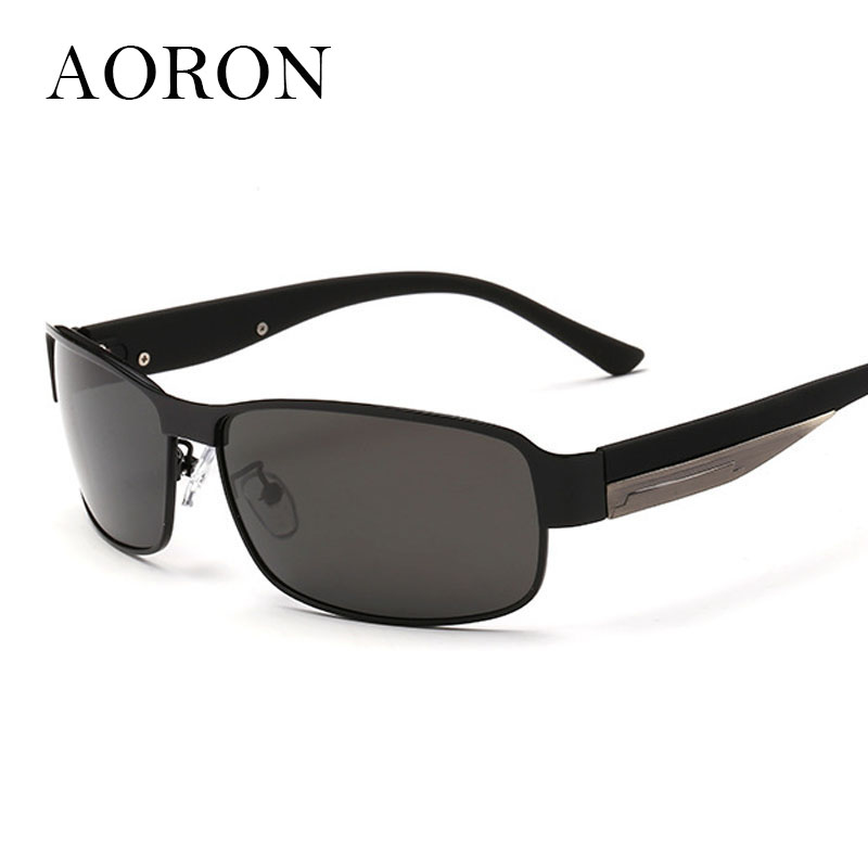 1a5d28673f2 www.lesbauxdeprovence.com   Buy New Brand Aoron Classic Designer Fashion  leisure glasses polarized