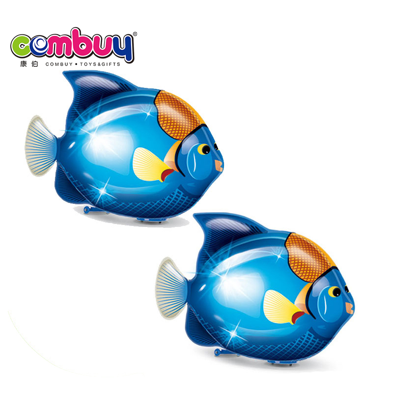 Hot selling kids water game electric inflatable flying fish