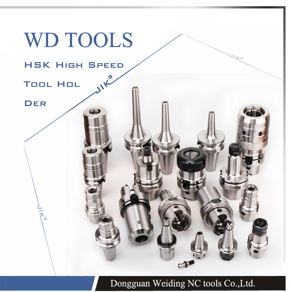 HSK high speed tool holder