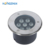 High lumen Bridgelux IP65 outdoor waterproof stainless steel RGB 7watt LED Underground Light