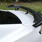 Wing 1LE Style Carbon FIber Rear Wing Spoiler For Camaro 6 SS ZL1
