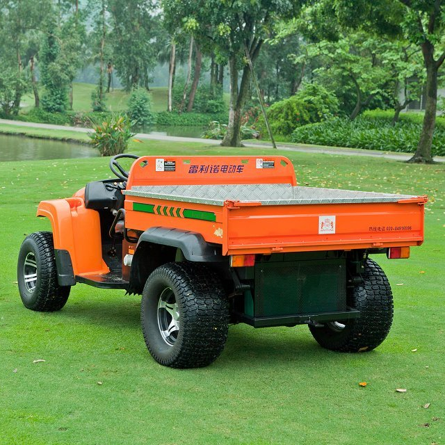 Top China supplier electric car electric utility golf car for factory/farm/golf course