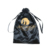 High-end Best Quality Jewelry Pouch Gift Silk  Cosmetic Logo Printing Drawstring Bag