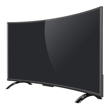 Factory direct sale televisions 40 42 inch curved smart wifi 2k 4k LED TV