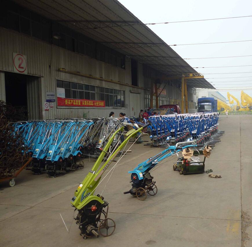 12hp 15hp 18hp 20hp DF dongfeng power tiller walking tractor