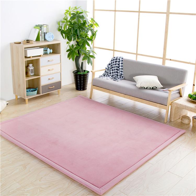 Wholesale Cheap Customized Non Slip Anti-Bacteria Floor Mat Living Room Tatami