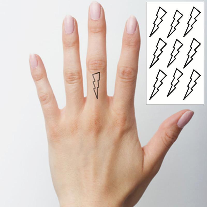 hoge kwaliteit kleine tattoos hand koop goedkope kleine. Black Bedroom Furniture Sets. Home Design Ideas