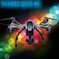 Professional RC Quadcopter Typhoon Yuneec Q500 5 8G 10CH ST10 Radio 4K Handheld Gimbal Drone with