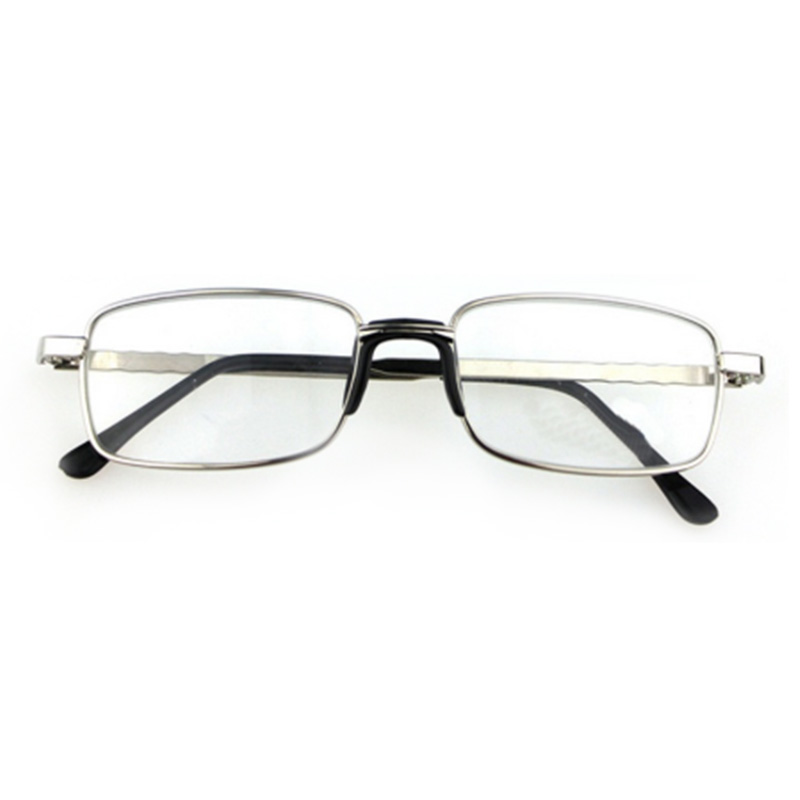 Высокое качество классические очки для чтения Соединенные носоупоры металлическая полная оправа очки унисекс диоптрий 1,0-4,0 с чехлом для оч...(Китай)