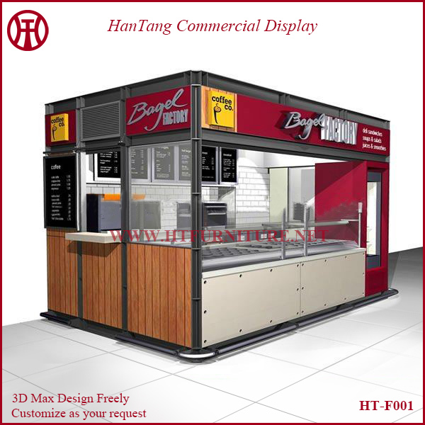 Coffee Kiosk Design For Sale For Coffee Bubble Tea Ice