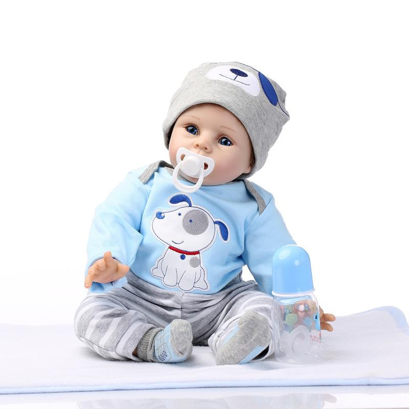50-55cm Real Looking Cheap Reborn Babies For sale Silicone ... |Real Babies For Adoption