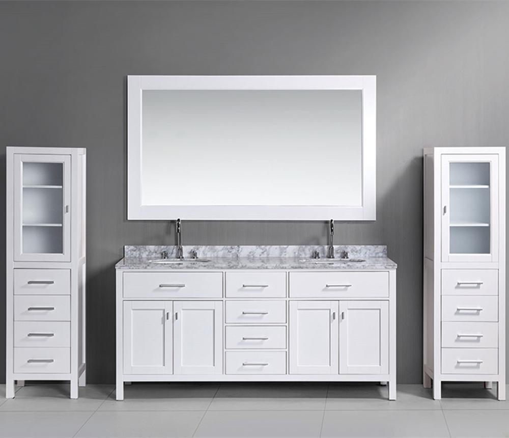 American Style 40 Inch Hotel Oak Free Standing Bathroom Vanities With Mirror Cabinet Buy Free Standing Bathroom Vanity Vanity Mirror Cabinet L Shaped Bathroom Vanity Product On Alibaba Com