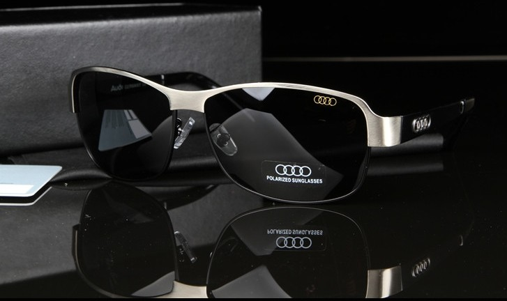 56b07e5405a A158 Audi Authentic Original Polarized Designer Luxury Sunglasses ...
