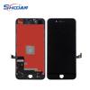 Untuk iPhone 8 Plus LCD-Hitam