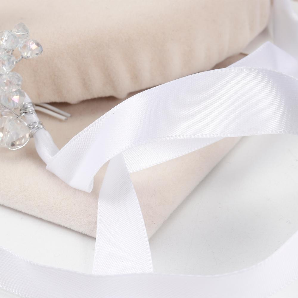 Bride Accessories Rhinestone Headpieces Crystal Flower Bride Headpiece Jewelry Bridal Hairpiece For Wedding