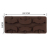 6 Cavity Beard Shape Lollipop Silicone Chocolate Mold For Cake Decoration