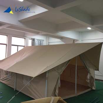Finely processed hard top roof used canvas tents for sale