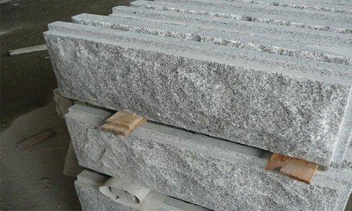 Гранит G603, настенный гриб, камень, наружная облицовка