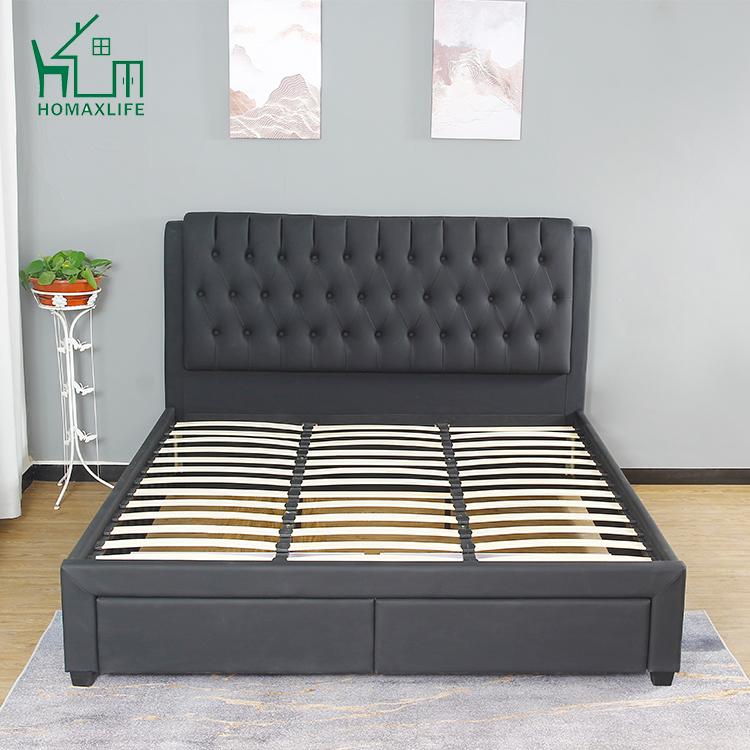 Free Sample Bedroom Furniture Round Super King Size Bed - Buy Set