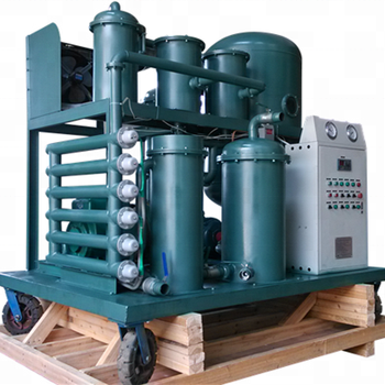Vacuum Used Engine Oil/Motor Oil Recycling Machine, Chongqing TYA Lubricating Oil Filtering Machine