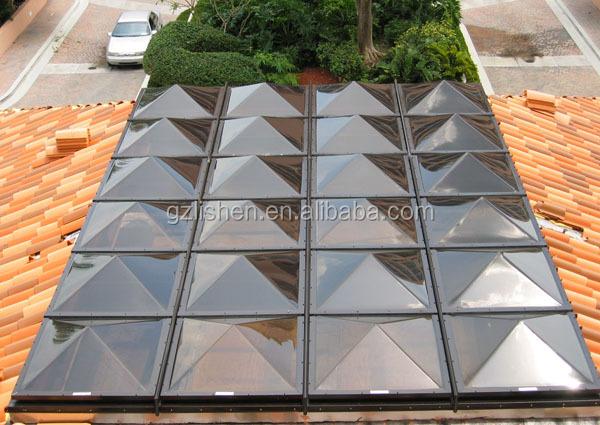 Acrylic Skylight Covers Polycarbonate Dome Skylight