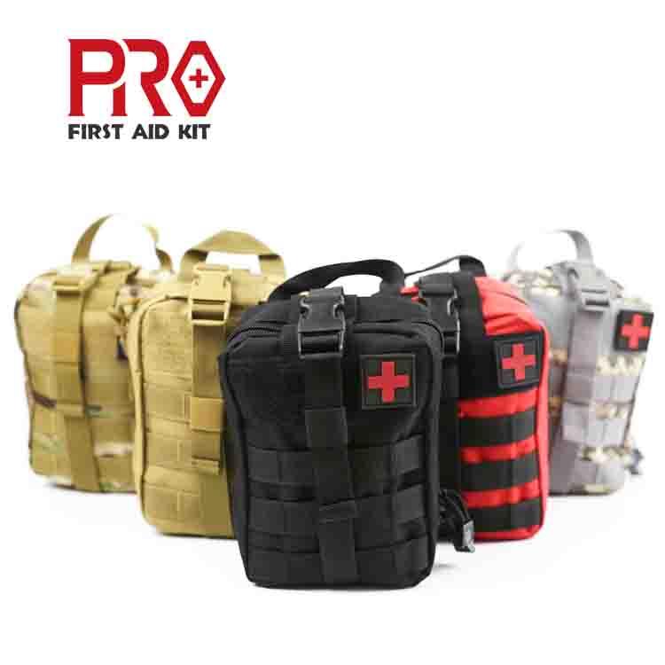 Тактический набор первой помощи с внутренним содержимым MOLLE EMT, медицинская военная сумка, сумка первой помощи