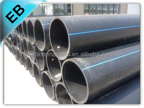 Pe80 Pipe,Black Plastic Water Line Pipe Fittings,Eb