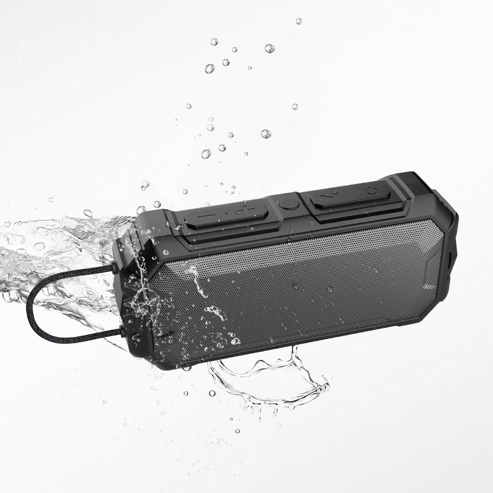 Переносной Bluetooth-динамик EPOCH с функцией TF-карты