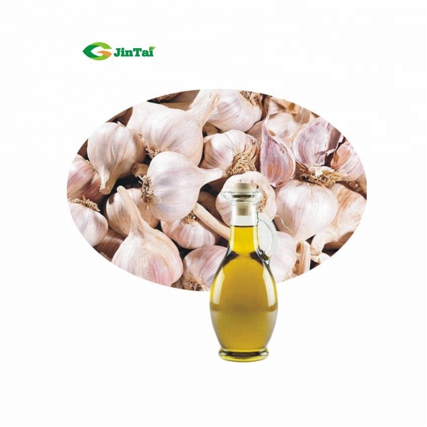 Доступен бесплатный образец чистого чесночного масла без запаха