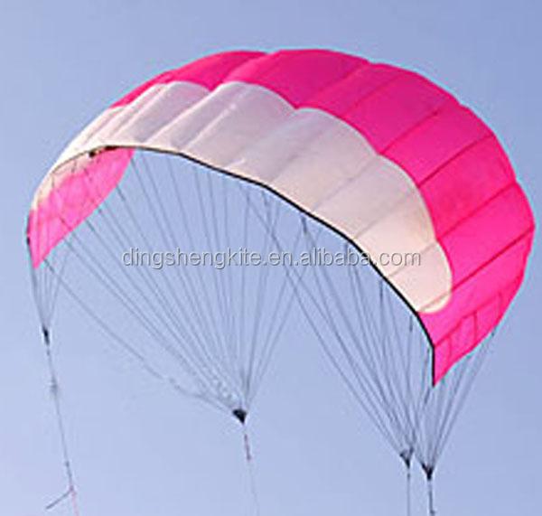China advertising inflatable power kite 4m