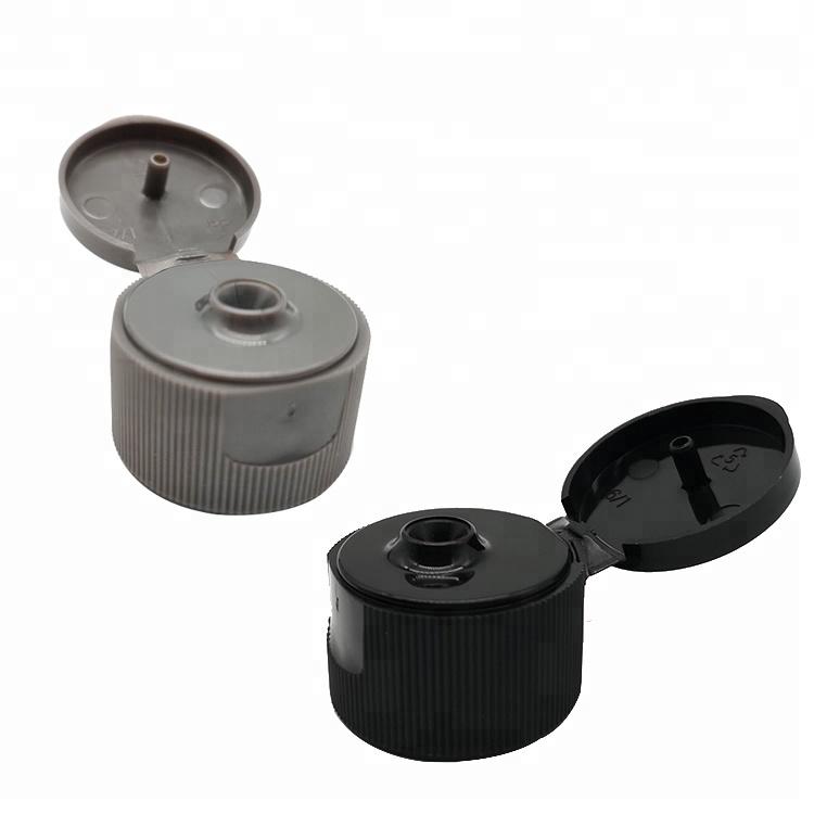 Plastic Screw Cap, flip cap for Cosmetic Tube bottle