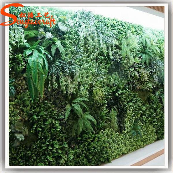 Factory Outlet Vertical Garden Green Wall Plant Wall Grass
