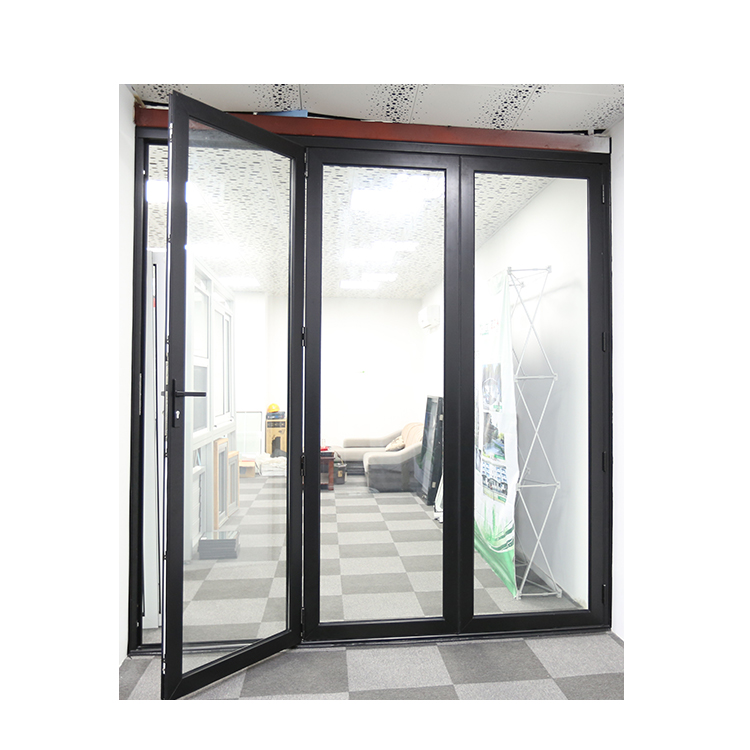Accordion Aluminum Glass Patio Exterior Accordion Bi Folding Doors Folding Doors For Sale Buy Folding Door Exterior Glass Folding Door Accordion Folding Door Product On Alibaba Com