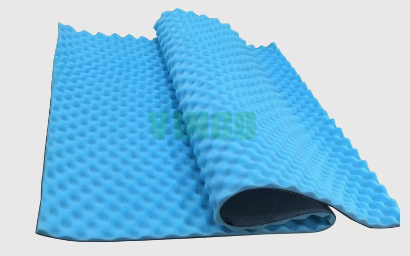 Aluminum Foil Type Adhesive Insulation For Pipe Roofing