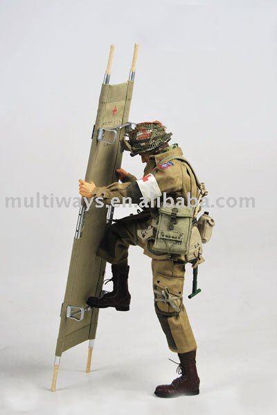 Mécanicien armée américaine-Tablier blanc 1//6 Scale-SOW-Action Figures