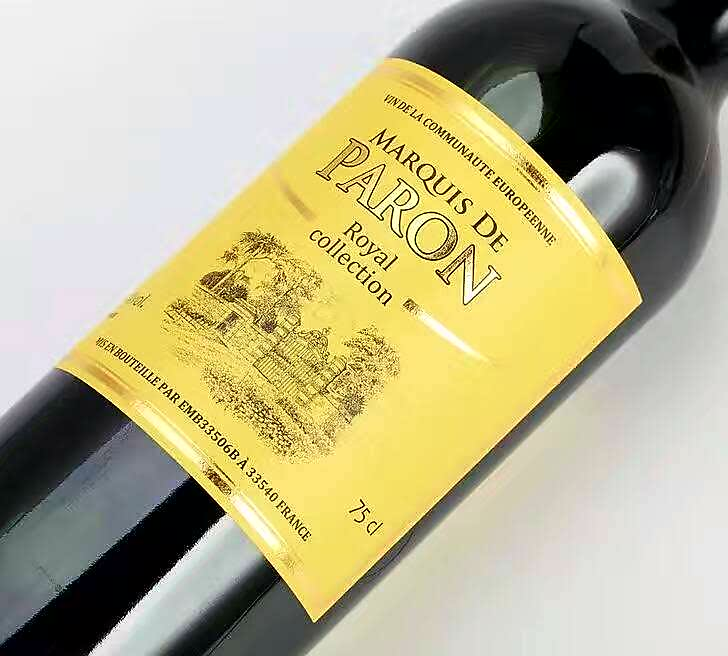 Высококачественное французское Лучшее красное вино с 12.5% содержанием алкоголя