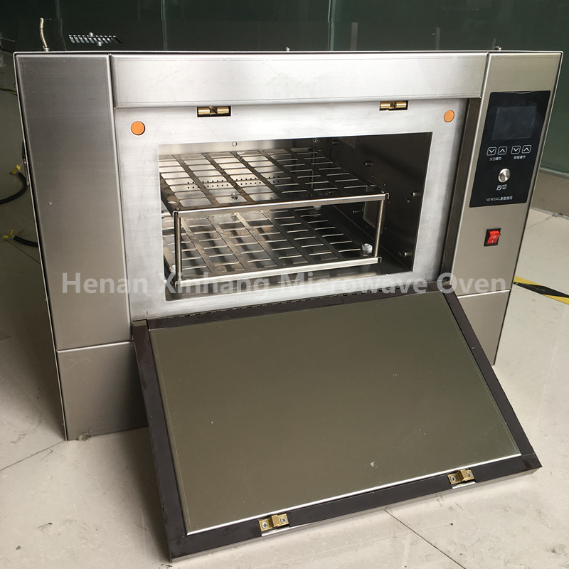 Vending Machine Parts 4kw Commercial Microwave Oven Hotel