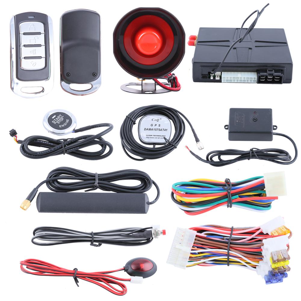 Car Alarm System With Iphone App