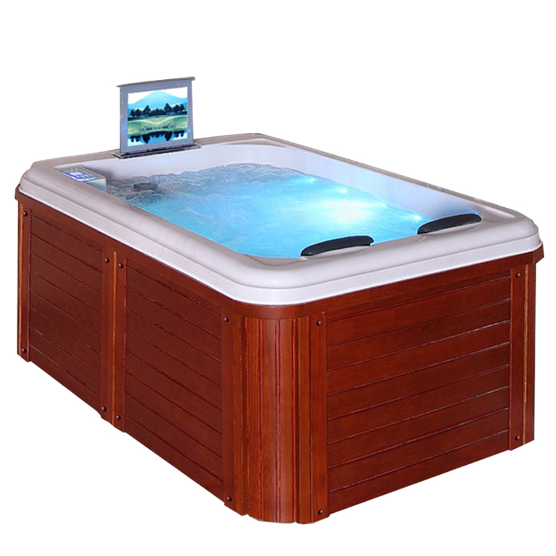 Hs 291y Luxury Small Size Jet Whirlpool 2 Person Indoor Hot Tub With Tv Buy 2 Person Indoor Hot Tub Jet Whirlpool 2 Person Indoor Hot Tub Small Size Jet Whirlpool 2 Person Indoor