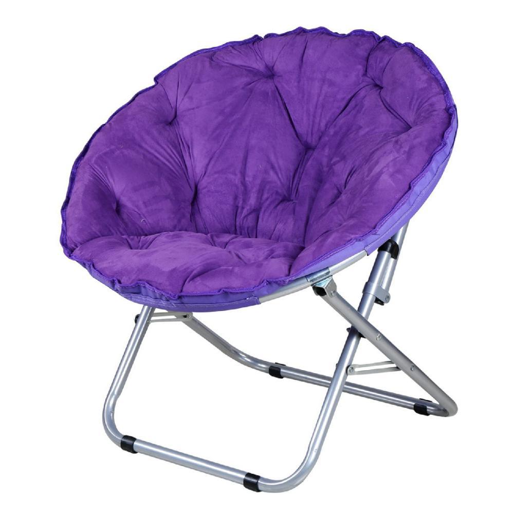 Модная мебель, красочный балкон, отдых, шезлонг, диван, круглый лунный складной стул