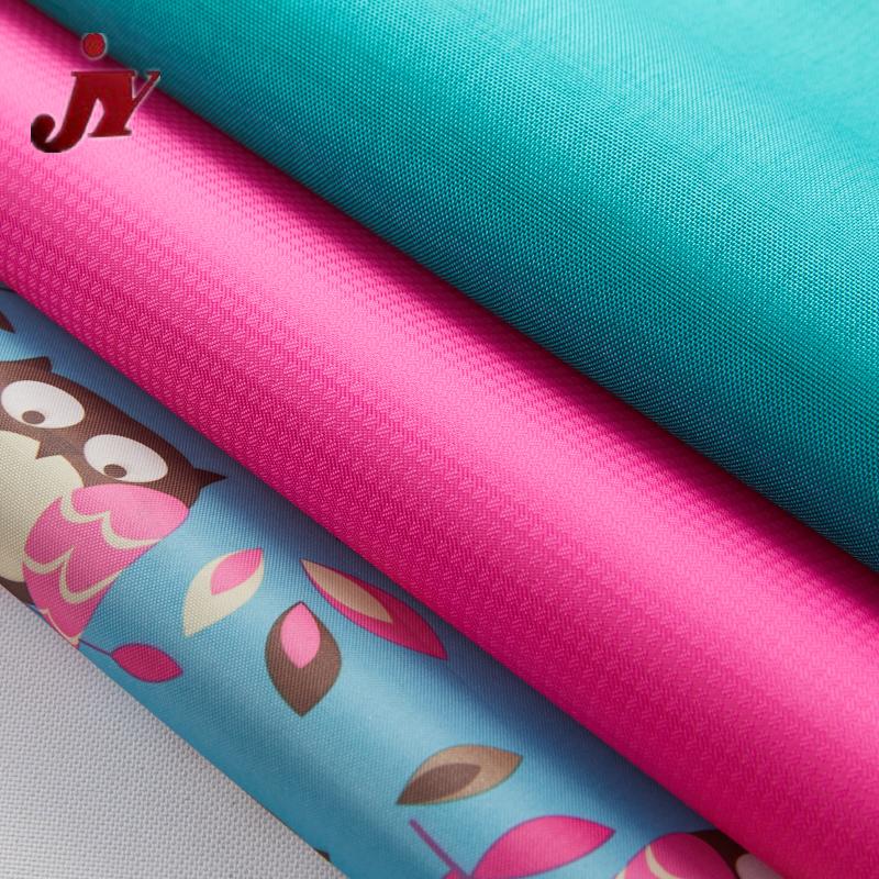 Перерабатываемая полиэфирная ткань 1000d шелковая ткань фабрика в Ханчжоу стильная полиэфирная ткань с небольшим цветочным принтом