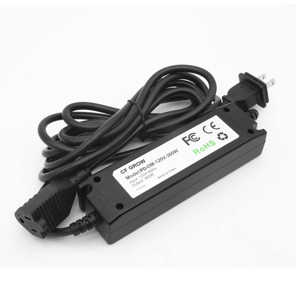 Best Quality Black 4 Modes 360W Wireless Remote Controller LED Grow Light String LED Dimming Kit