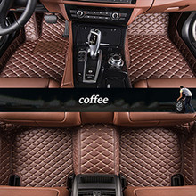 Kalaisike пользовательские автомобильные коврики для Fiat все модели palio viaggio Ottimo Bravo 500 Freemont автостайлинг автомобильные аксессуары(Китай)
