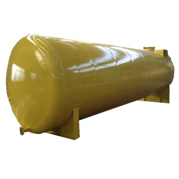 10000 gallon gasoline storage underground fuel tank