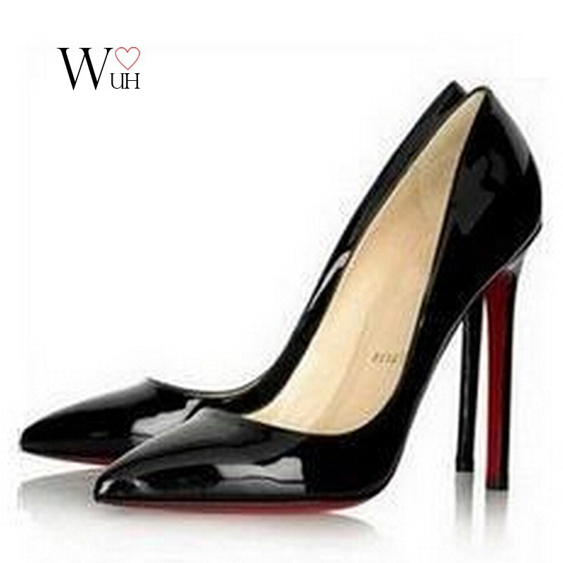 245ad8e2d87 Online Buy Wholesale red bottom high heels from China red bottom ... Luis  Vuitton red bottoms ...