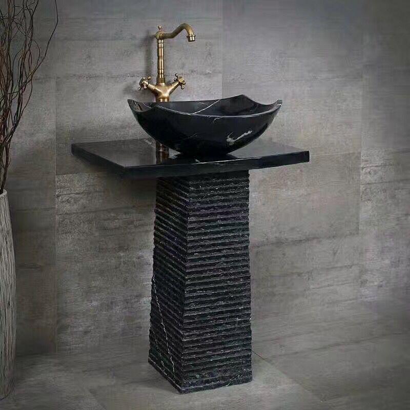 black stone bathroom sink buy black stone bathroom sink stone sink for bathroom black stone bathroom sink product on alibaba com