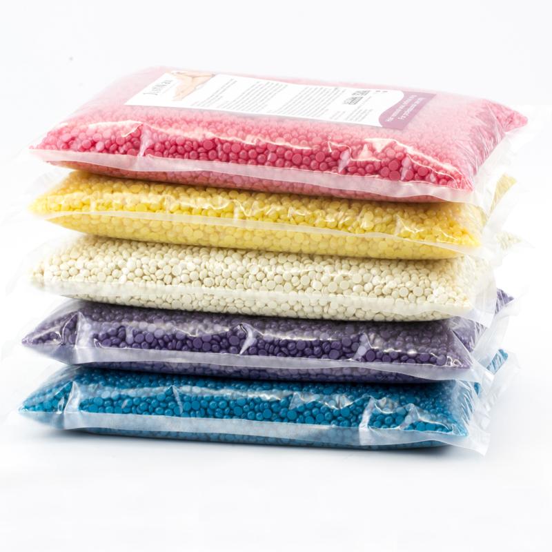 Твердые восковые бобы, 10 ароматов, депиляционный сахар, восковая продукция для удаления волос